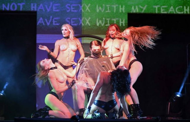 Burlesque Show 'SEXXY: The Show' Opens After Quarantine (48 pics)