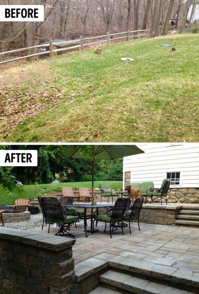 Amazing Yard Transformations (20 pics)