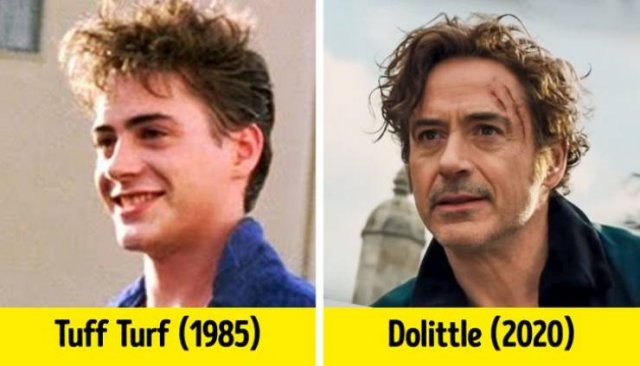 Actors And Actresses Who Played Superheroes: In The Beginning Of Career And Now (19 pics)