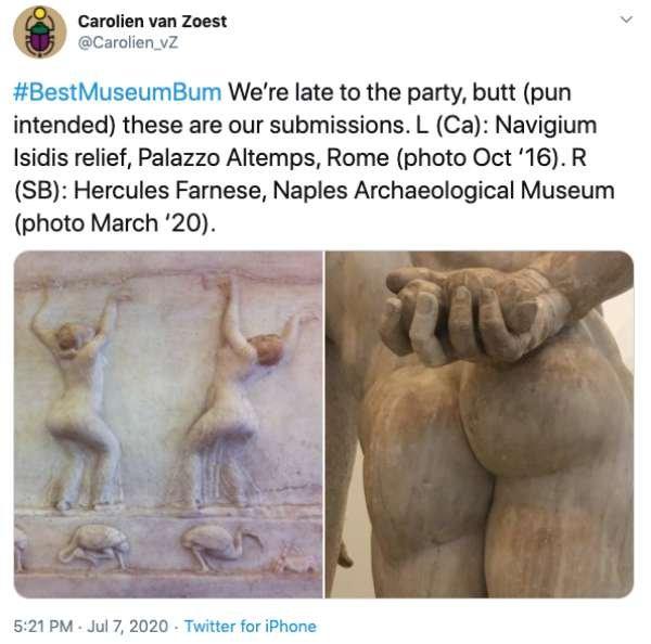 #BestMuseumBum Tweets (29 pics)