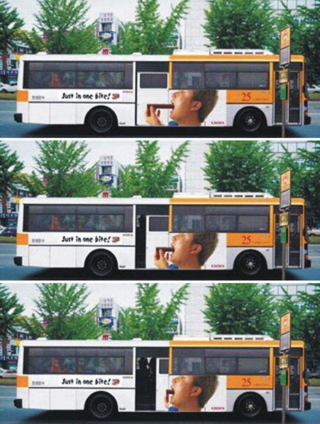 Bus Advertising (47 pics)