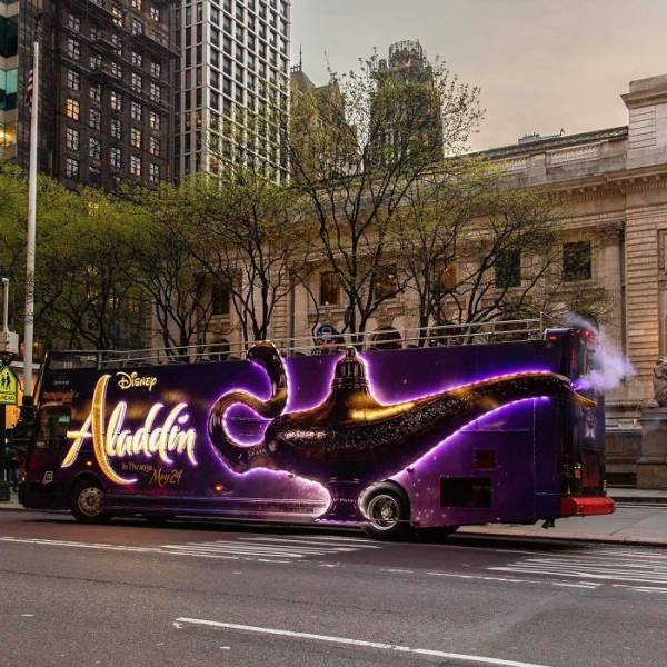 Bus Advertising (47 pics)