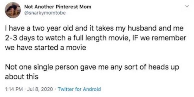 Parenting Tweets (27 pics)