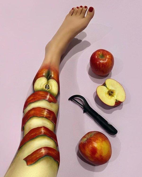 Body Art By Mimi Choi (29 pics)