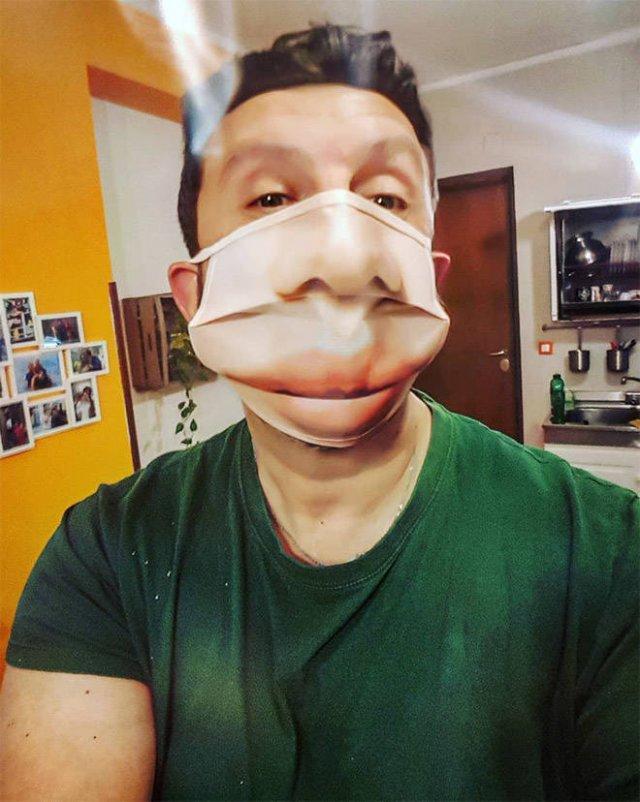 Funny Protecting Masks (21 pics)