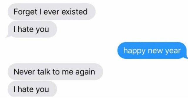 Texts From Exes (25 pics)