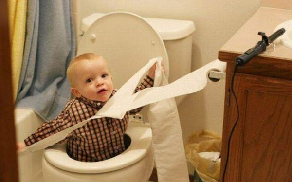 Living With Children (34 pics)