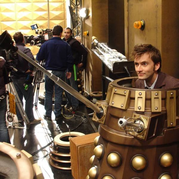 Backstage From Popular Movies (22 pics)