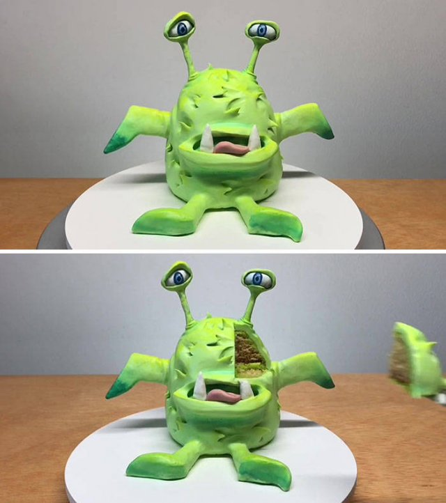 Amazing Cakes By Natalie Sideserf (38 pics)