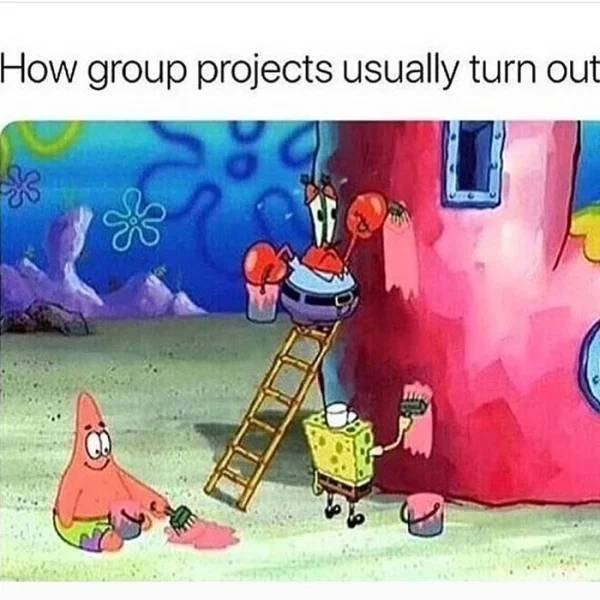 Group Projects Humor (32 pics)