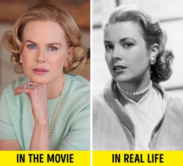How Royals Look In Movies And TV Shows And In Real Life (14 pics)