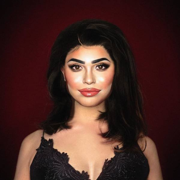 Makeup Transformations By Alexis Stone (51 pics)