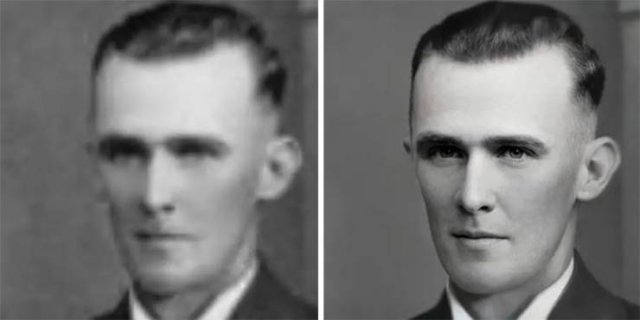 Online Tool That Restores Old Photos (30 pics)