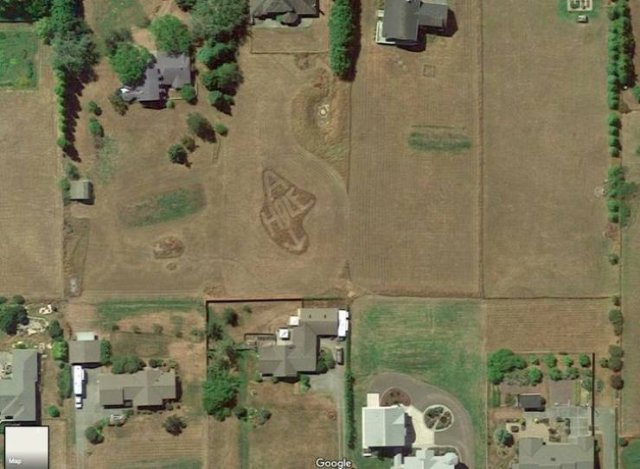 Things Found On Google Maps (16 pics)