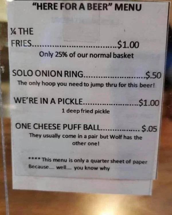 Everything's For Customers (30 pics)