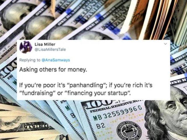 Rich Vs. Poor (21 pics)
