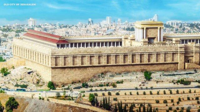 Digital Reconstructions Of World's Heritage (12 pics)