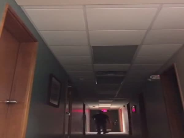That Was A Scary Prank