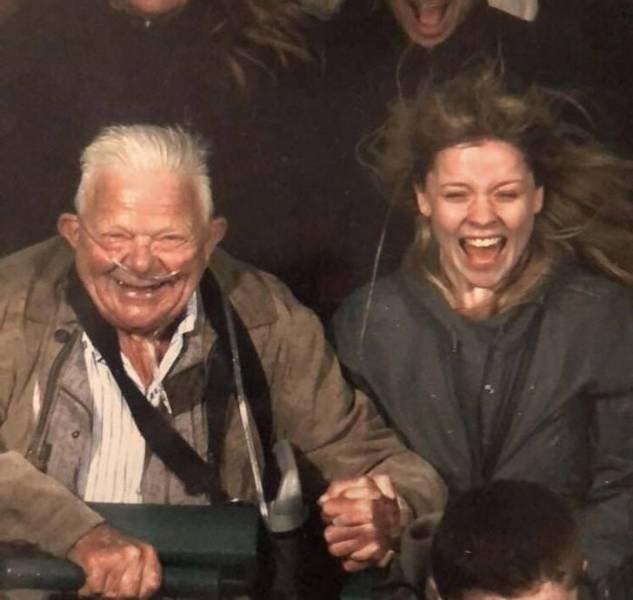 Old People Know How To Rock (19 pics)