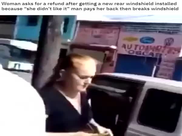Instant Karma For Being Mean