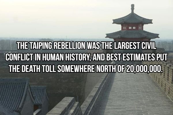 Historical Facts (14 pics)