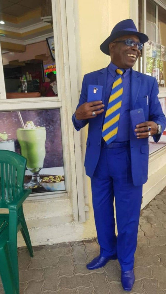 The Most Stylish Man In Africa (32 pics)