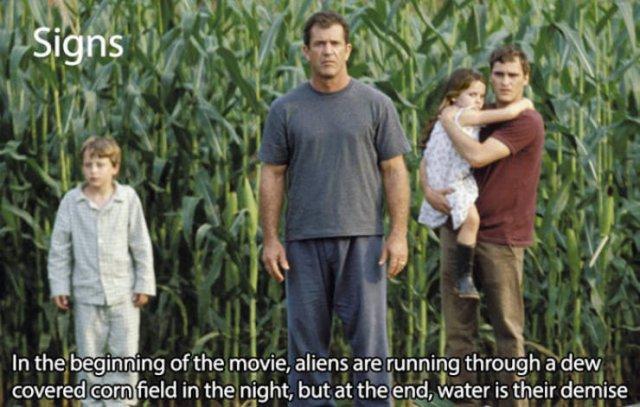 Plot Holes In Movies (17 pics)