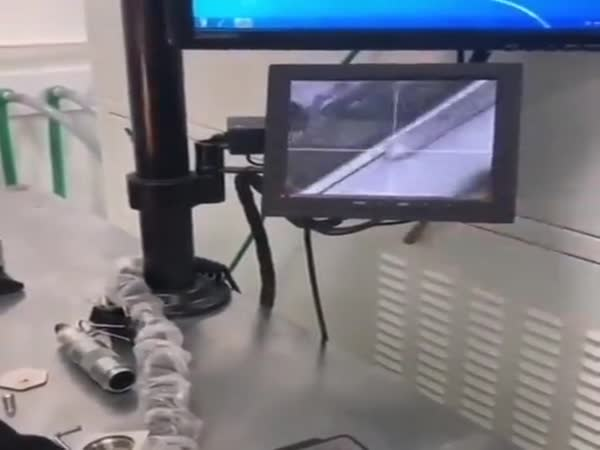 Welding With A Laser Guided System