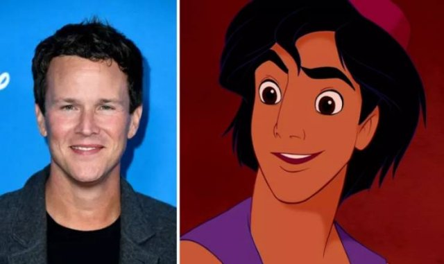 Celebrities Who Voiced Disney Characters (27 pics)