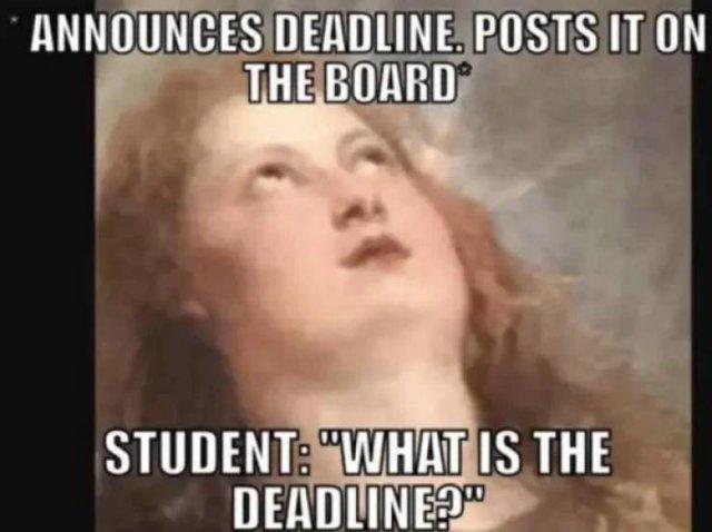 Memes About Teachers (24 pics)