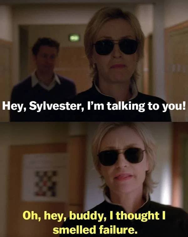Insults In Movies And TV Shows (29 pics)
