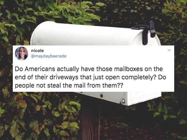 Things Americans Do That Non-Americans Don't Understand (29 pics)