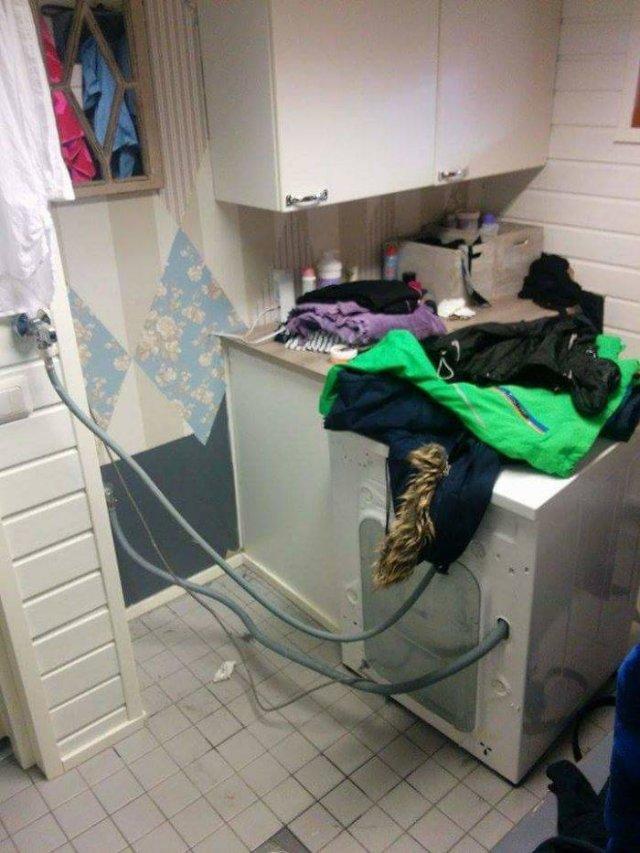 Laundry Fails (50 pics)