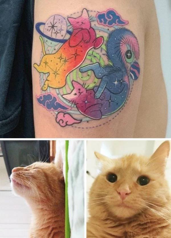 Meanings Behind Tattoos (22 pics)