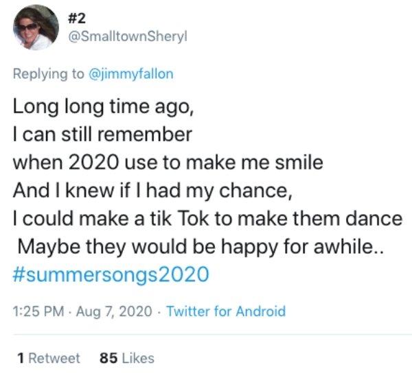 Summer Songs 2020 (15 pics)