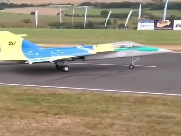 Test Flight Gone Wrong