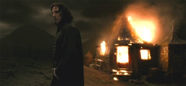 Small Details That Prove Severus Snape Was A Great Person (16 pics)