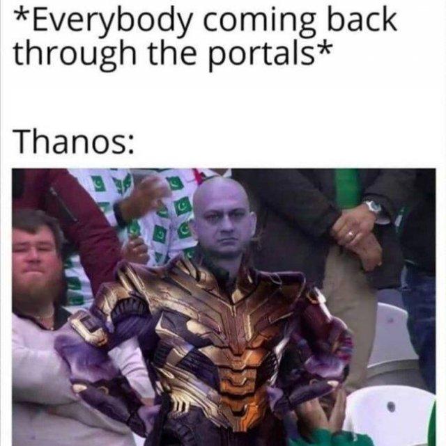 'Marvel' Movies Memes (29 pics)