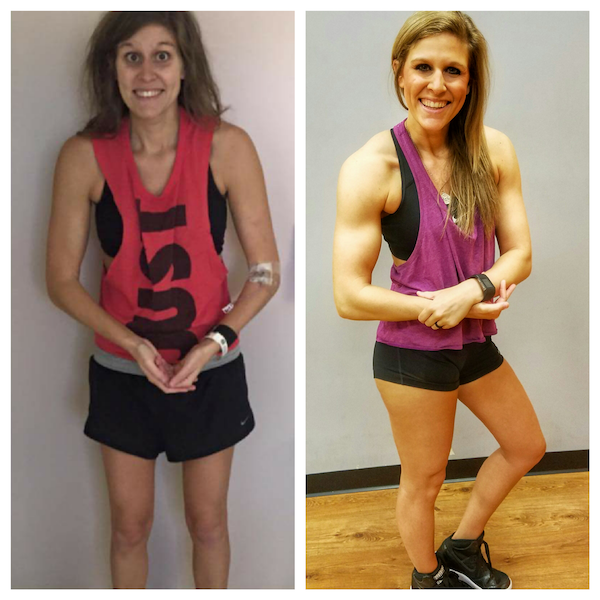 People Show Off Their Body Transformations (24 pics)