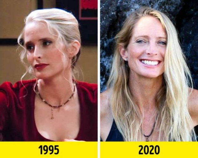 Supporting 'Friends' Cast: Then And Now (28 pics)