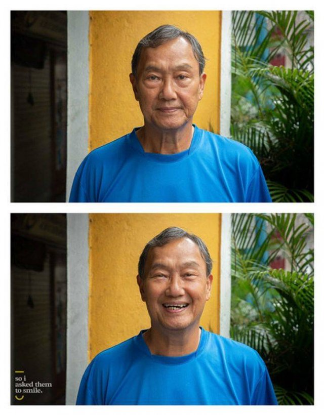 Smile Changes People A Lot (15 pics)