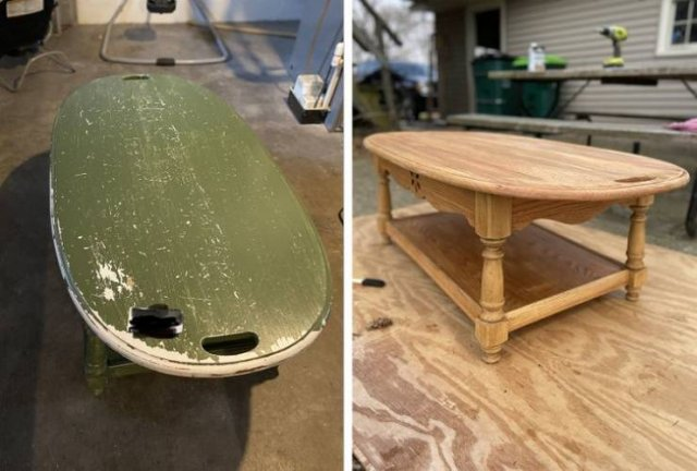 Things That Were Turned Into Furniture (19 pics)