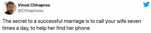 Marriage Tweets (25 pics)