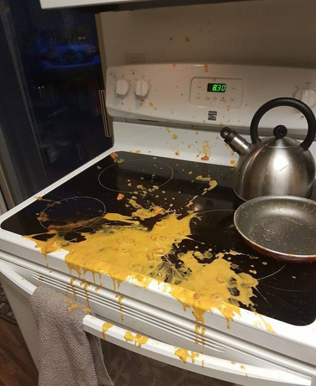 Don't Do Such Things With Microwave (47 pics)
