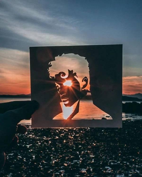 Amazing Paper Cutouts (40 pics)