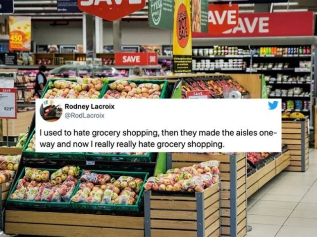 Quarantine Shopping Tweets (29 pics)