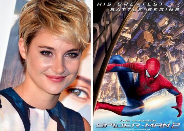 These Celebrities Were Removed From Movies (15 pics)