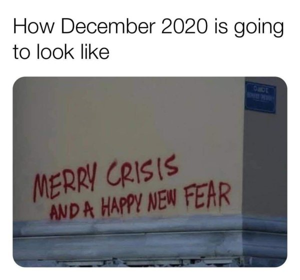 Memes About 2020 (30 pics)