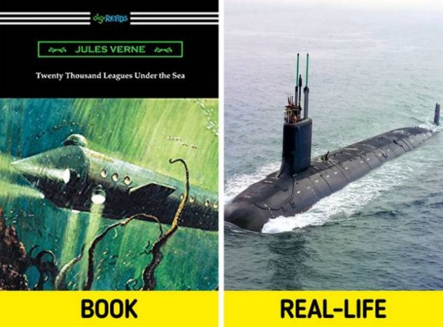 Fictional Inventions That Became Our Reality (14 pics)