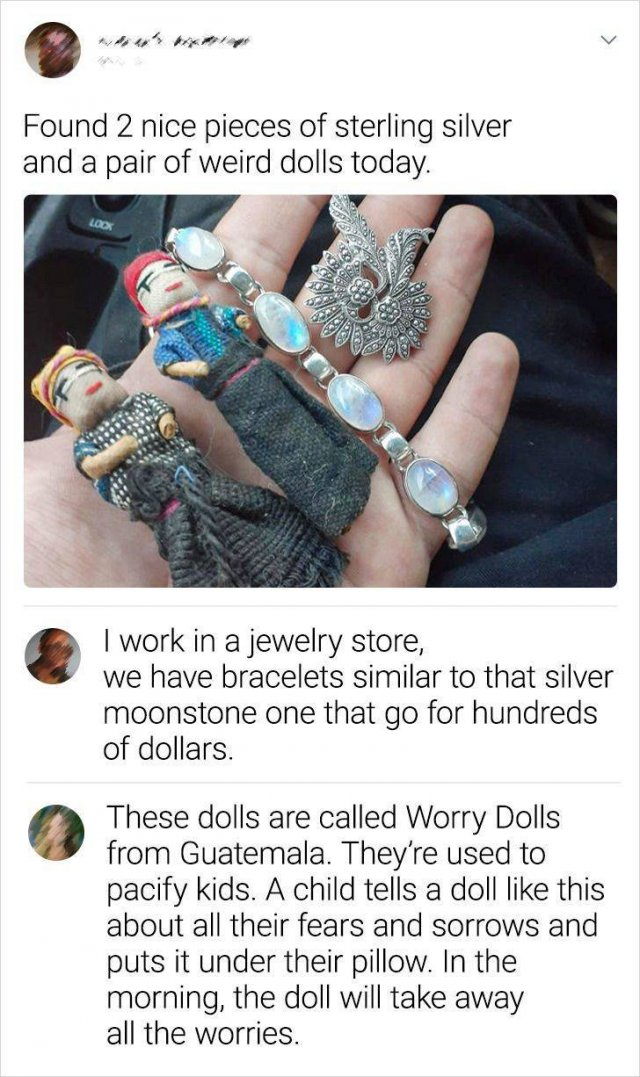 Great Things That People Got For Free (18 pics)